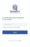 Property Forensix Square Footage'
