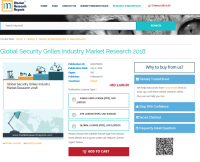 Global Security Grilles Industry Market Research 2018