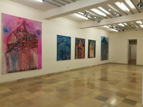 Yury Kharchenko Exhibition NS Documentation Centre, Cologne,'