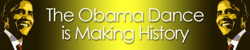 The Obama Dance'