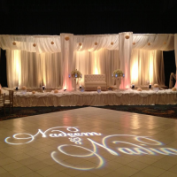 Wedding Drape Rentals