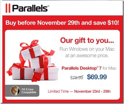 Getting the Best Deals Using the Parallels Coupon Code'
