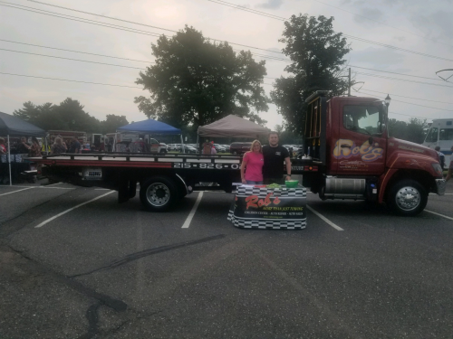 Rob's at National Night Out 2018'