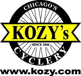 Company Logo For Kozy's Cyclery'