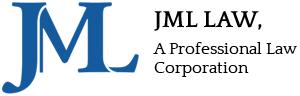 Company Logo For JML Law, A Professional Law Corporation'