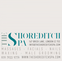 The Shoreditch Spa Logo