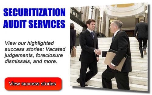 Securitization Auditors'