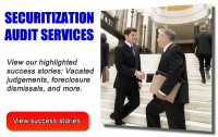 Securitization Auditors