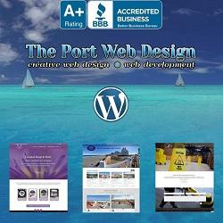 Maine Best Website Design Company - Theportwebdesign.com'