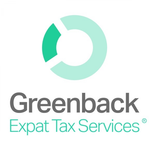 Company Logo For Greenback Expat Tax Services'