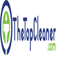 The Top Cleaner Logo