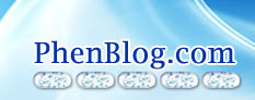 Logo for Phen Blog.com'