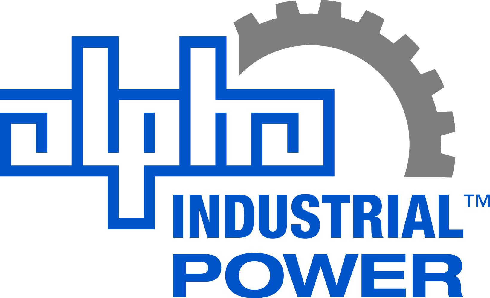 Alpha Industrial Power Logo