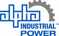Alpha Industrial Power Logo