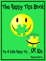 The Happy Tips Book'