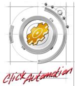 Click Automation Logo