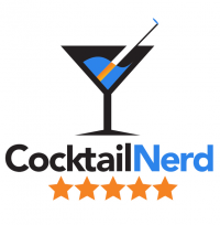 Cocktail Nerd Logo