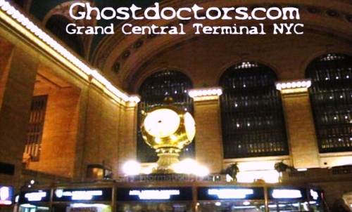 Ghost Doctors In New York's Grand Central Terminal'