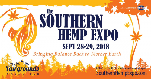 Company Logo For Southern Hemp Expo'
