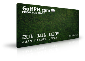 Become a GolfPH Privilege Member Now'