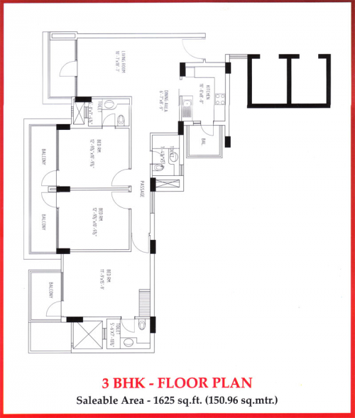 Tdi Kingsbury Apartments Floor Plan'