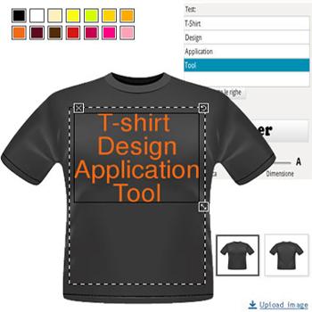 Logo for online product designer'