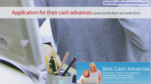 Cash Advances Online'