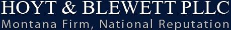 Hoyt and Blewett PLLC'