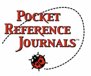 Logo for Pocket Reference Journals, Inc.'
