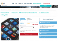 Philippines - Telecoms, Mobile and Broadband - Statistics