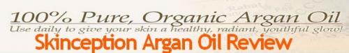 skinception argan oil'