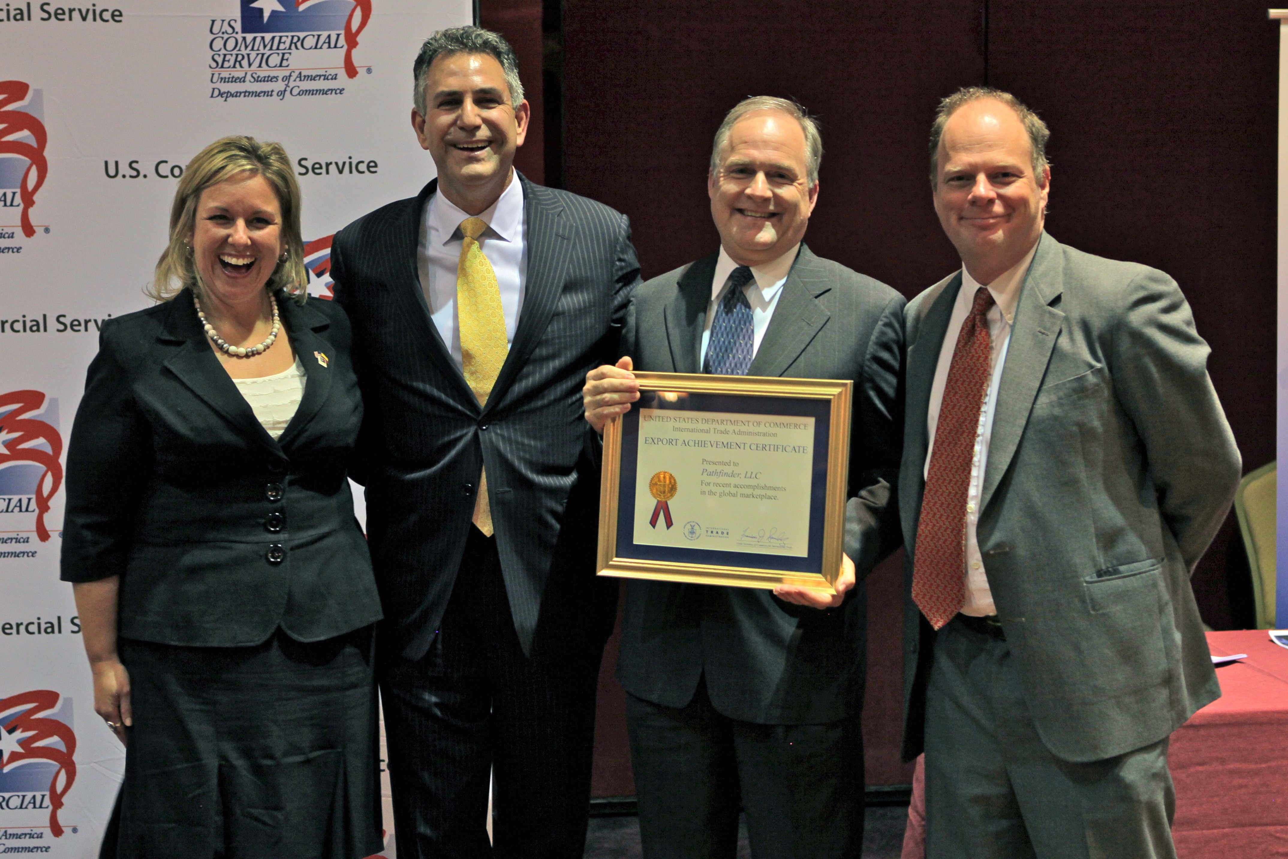 Pathfinder Receives EAC Award