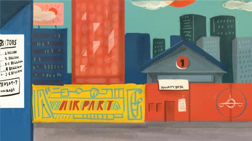 Raiding Nairobi Treasure - 5 of 8 short stories by Station 7'
