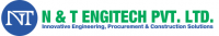 N & T Engitech Pvt Ltd Logo