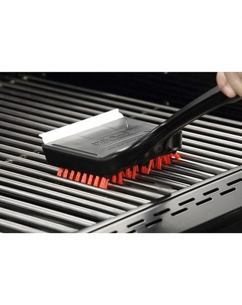 Unicook Safe Nylon Bristles Grill Brush'