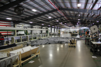 Celina Tent manufacturing facility