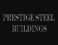 Prestige Steel Buildings Logo