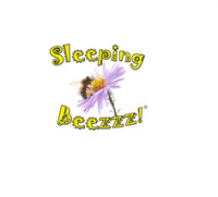 Sleeping Beezzz! Honey LLC Logo