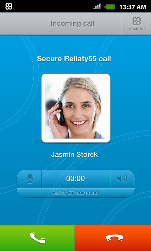 Reliaty55 call view'