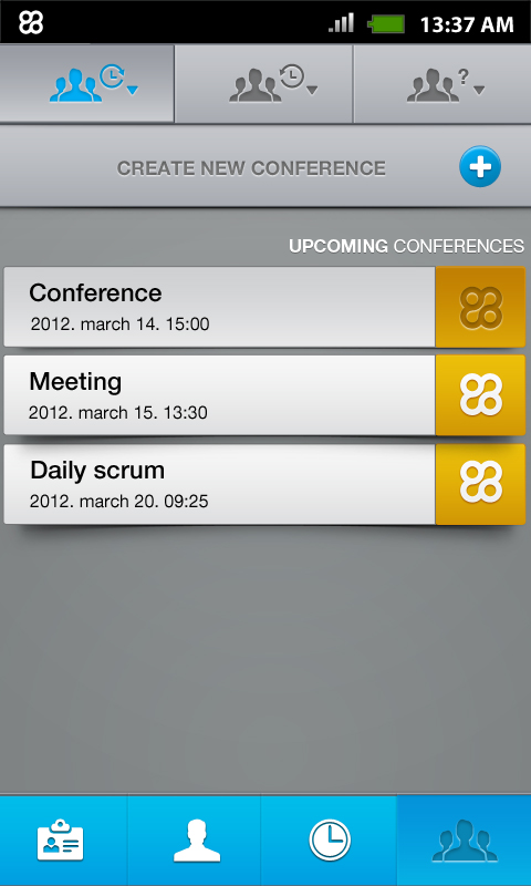 Reliaty55 conference list'