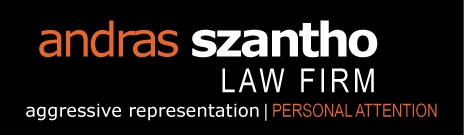 Szantho Law Logo'