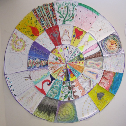 Southwestern College - Group Mandala'