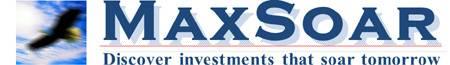 Maxsoar Logo'