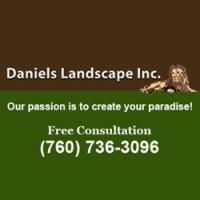 Daniel's Landscape Inc. Logo