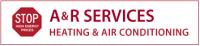 A & R Services Logo