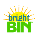 Logo for BrightBin'