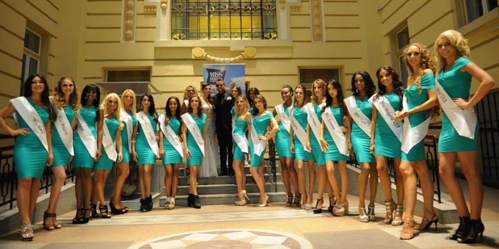 Miss Diaspora Models International Beauty Competition