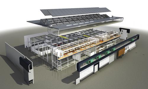 Building Applied Photovoltaics market'