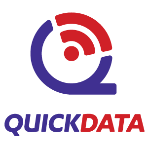 Company Logo For QuickData Network Installation and Maintena'