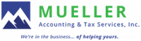 Mueller Accounting and Tax Services Logo